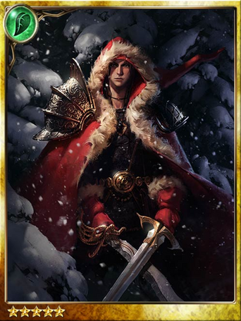 Blood Fervor Santa Pyotr