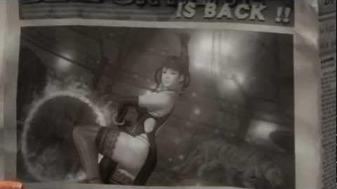 DEAD OR ALIVE 5 - E3 2012 TRAILER