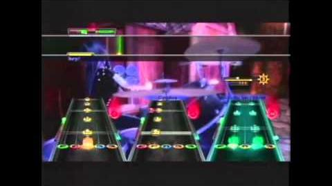 "Guitar Hero Warriors Of Rock Metallica Feat. Ozzy Osbourne - ""Paranoid (Live)"""