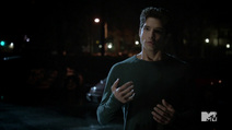 Teen Wolf Season 3 Episode 3 Fireflies Tyler Posey Scott McCall enlists Argent