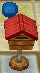 Übersicht aller Außenteile für's Haus Mailbox_-_wooden