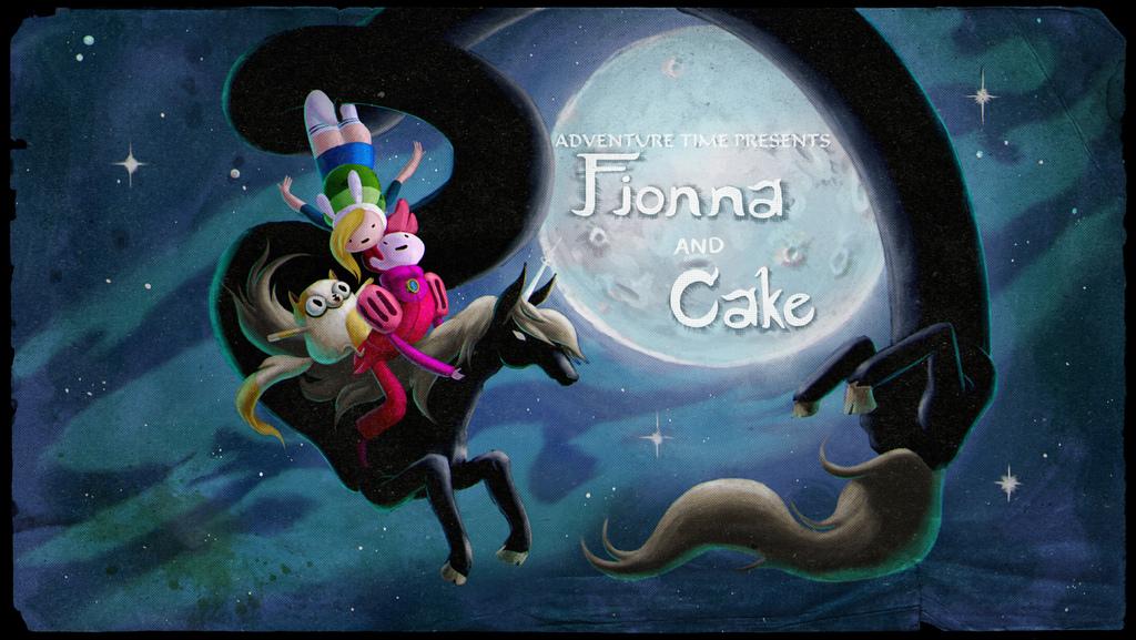 Hora de Aventura con Fionna y Cake - Hora de aventura Wiki