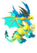 Pure elétrica do dragão 2c