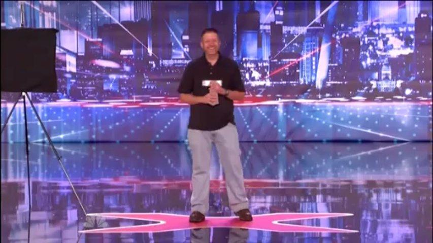 Chris Antes - America's Got Talent Wiki