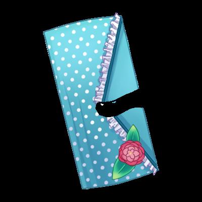 Bolsa Rosa e Azul