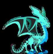 Neon Dragão 3h
