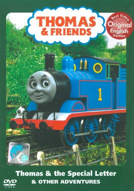 Thomas and the Special Letter and Other Adventures - Thomas the Tank ...