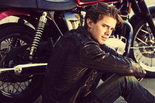 Forbidden World Drew_Van_Acker_motorcycle