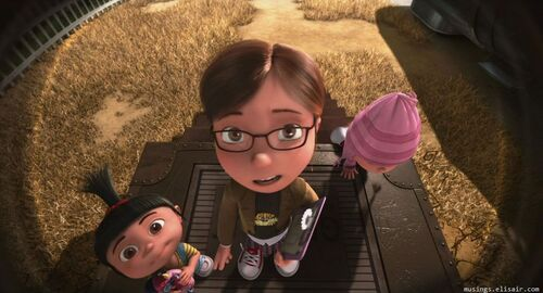 despicable me margo and agnes - photo #18
