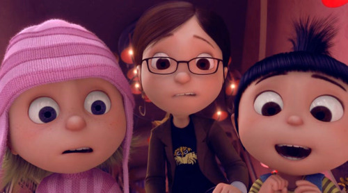 despicable me margo and agnes - photo #6