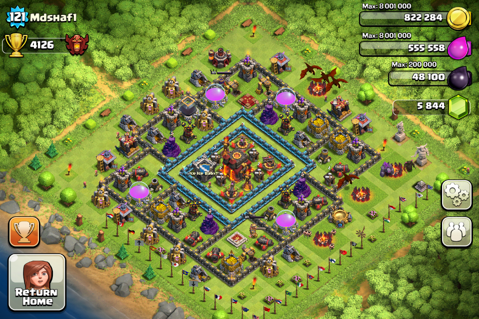 Layouts - Clash of Clans Wiki