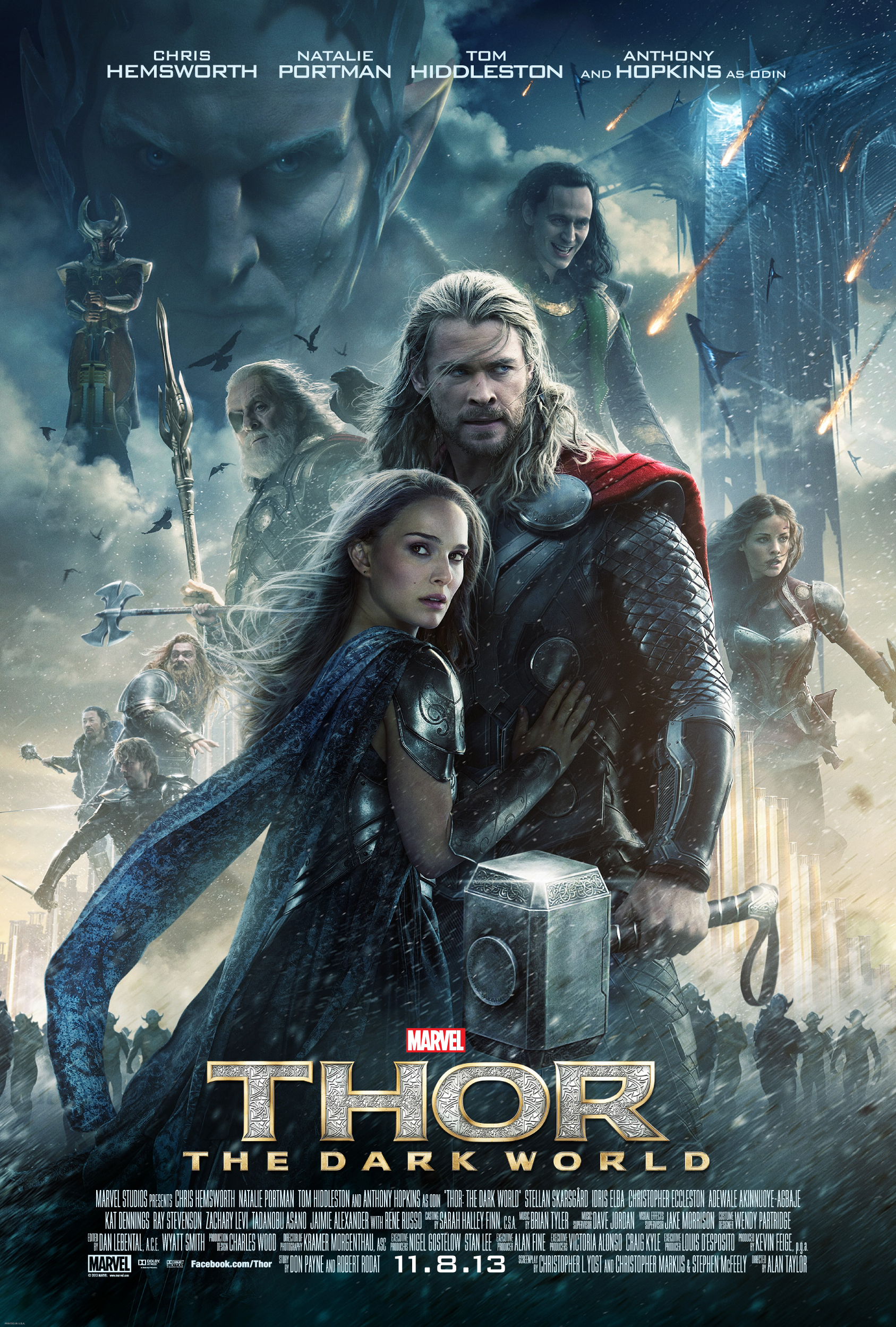Thor: The Dark World - Thor Wiki