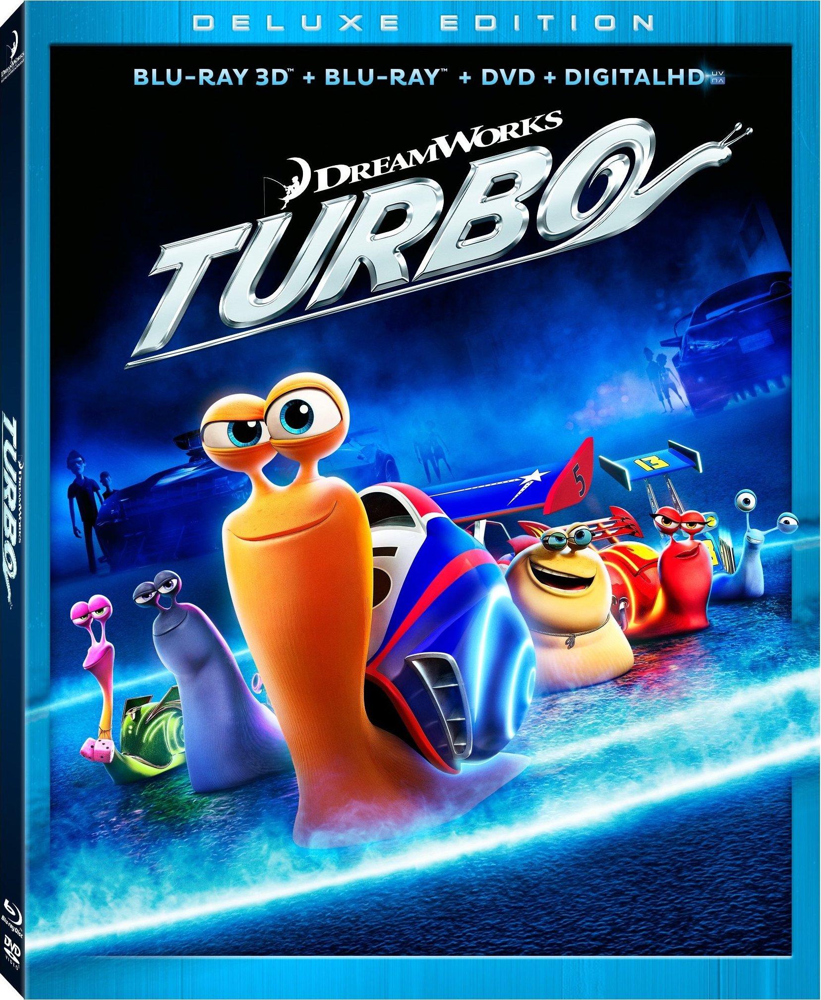 Turbo [1080p] MULTI 2013 BluRay x264