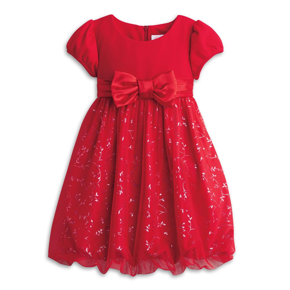 American Girl Twinkle Party Dress