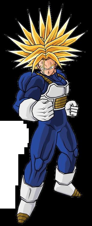 Image - Future Trunks (Ultra Super Saiyan).png ...