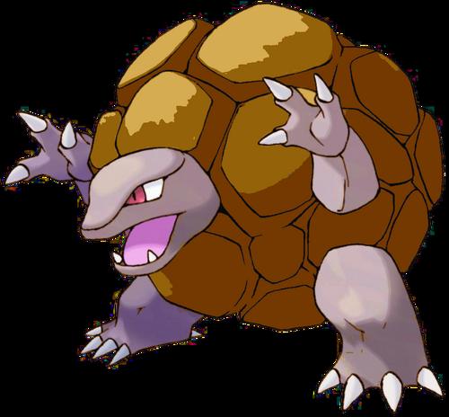 Pokemon Shinygolem Images | Pokemon Images