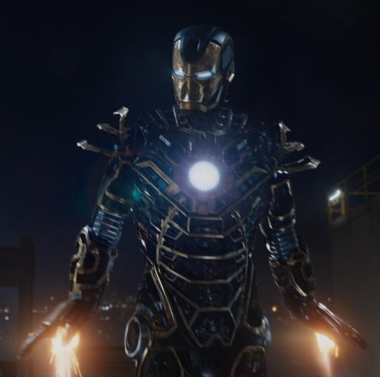Iron Man Armor MK XLI (Earth-199999) - Marvel Comics Database