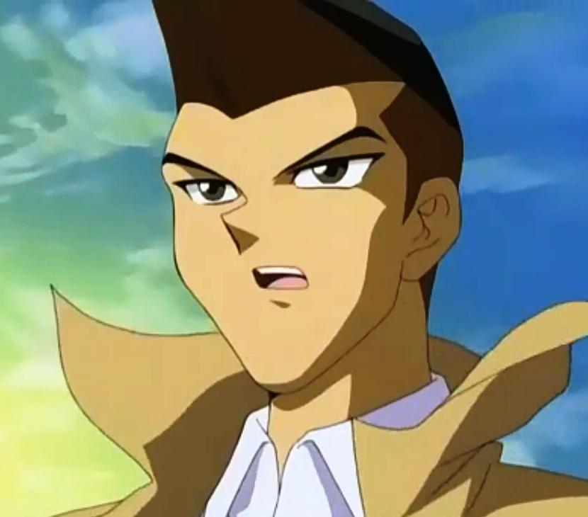 Yu-Gi-Oh! Breve Historia, Personajes, Cartas e Imágenes. Tristan_Taylor_1th_season