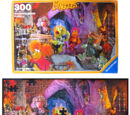 Fraggle Rock puzzles (Ravensburger)