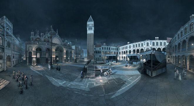 威尼斯 - 刺客信条 维基