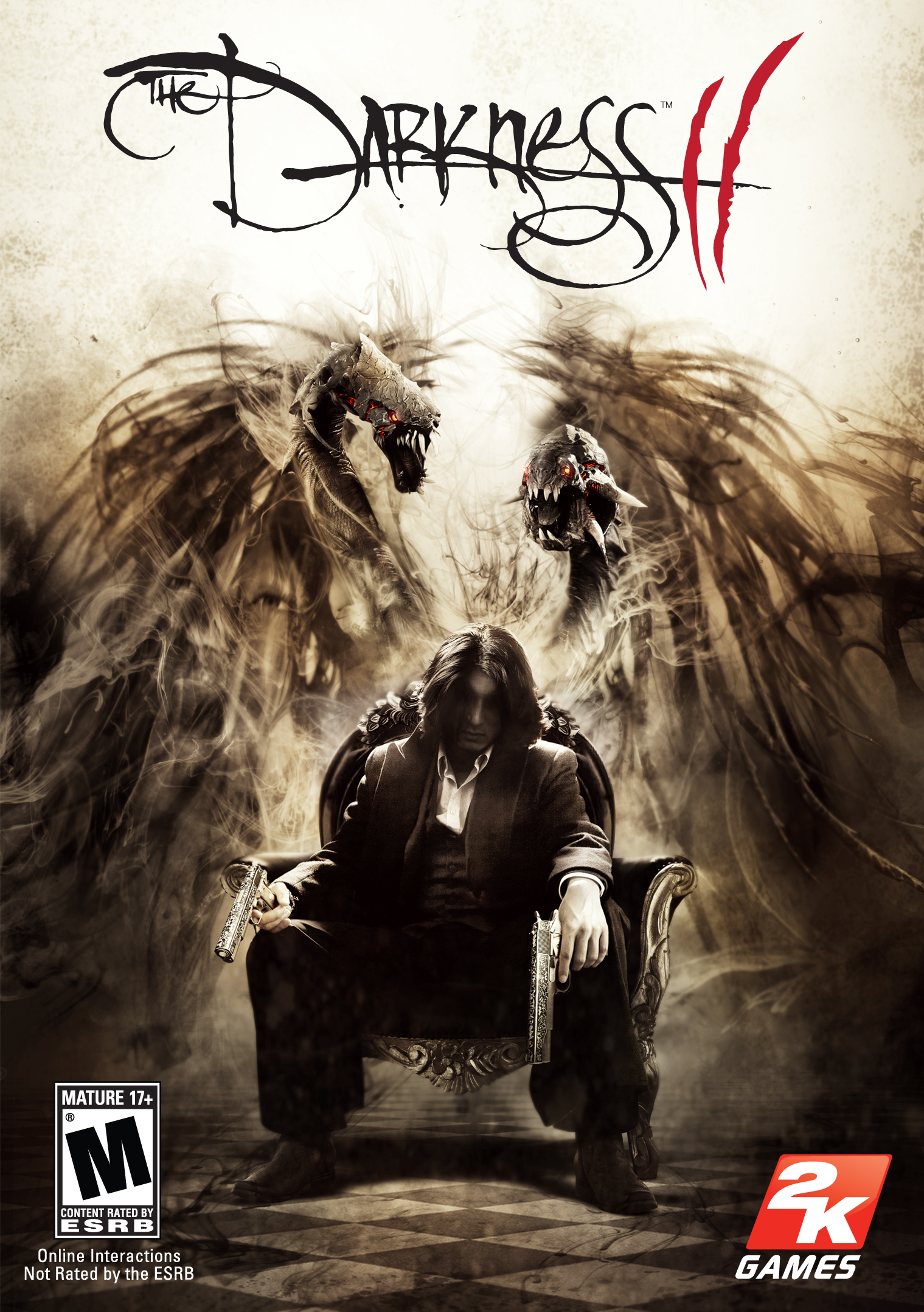 the darkness 2 cover