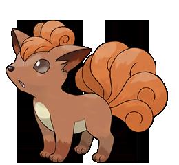 Juntemos a todos los pokemon Vulpix