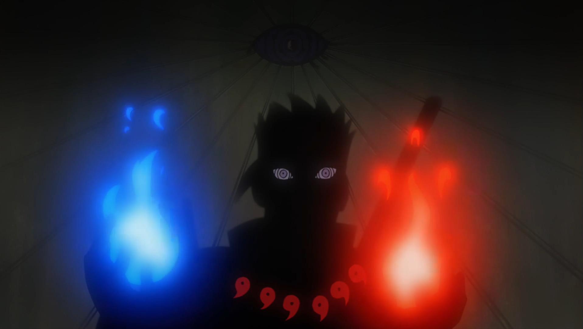Uchiha Kaenjin is connected to Creation of All ThingsUchiha Kaenjin