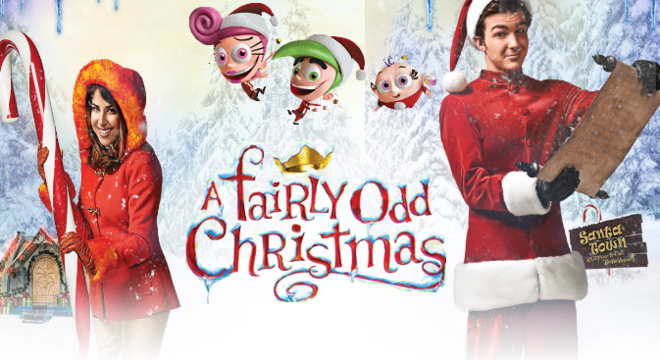 Fairly Oddparents Christmas Movie.A Fairly Odd Christmas Talkback Anime Superhero Forum