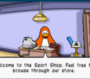 Sport Shop Assistant
