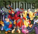 List of Disney Villains