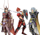 Warrior (Final Fantasy)/Dissidia