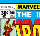 Iron Man Vol 1 100