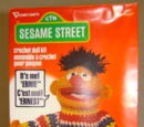 Sesame Street crochet doll kits