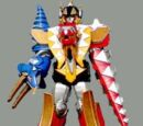Thundersaurus Megazord