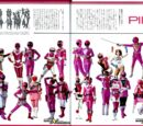 Sentai Pink