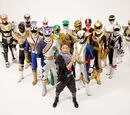 Sentai 6th Ranger