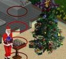 Sims from Holiday Party Pack