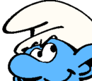 Hefty Smurf