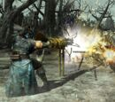 Dynasty Warriors 8/DLC Weapon Movesets