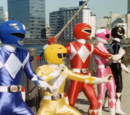 Evil Mighty Morphin' Power Rangers