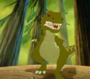 Plated Sharptooth