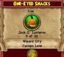 One-Eyed Snacks