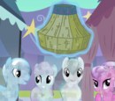 Crystal Ponies