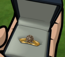 Cyril's Engagement Ring