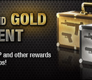 Silver and Gold Case Event