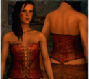 Noblewoman's Corset