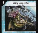 Wily Carpenter