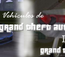 Vehculos de Grand Theft Auto III