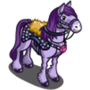 Purple Bedazzled Horse-icon.png