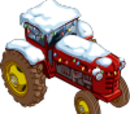 Winter Tractor